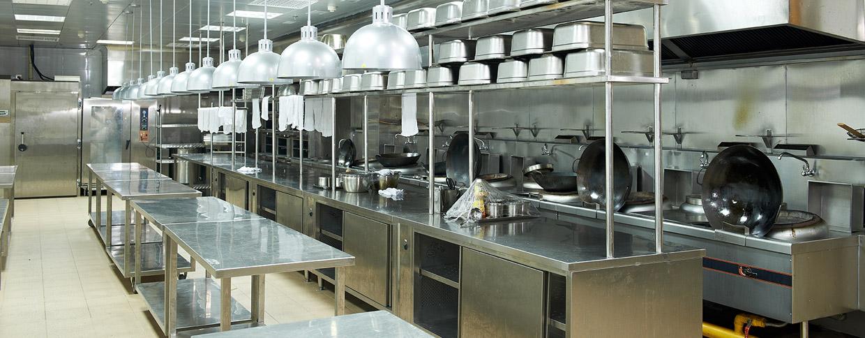 多年专业厨房设备工程服务商
